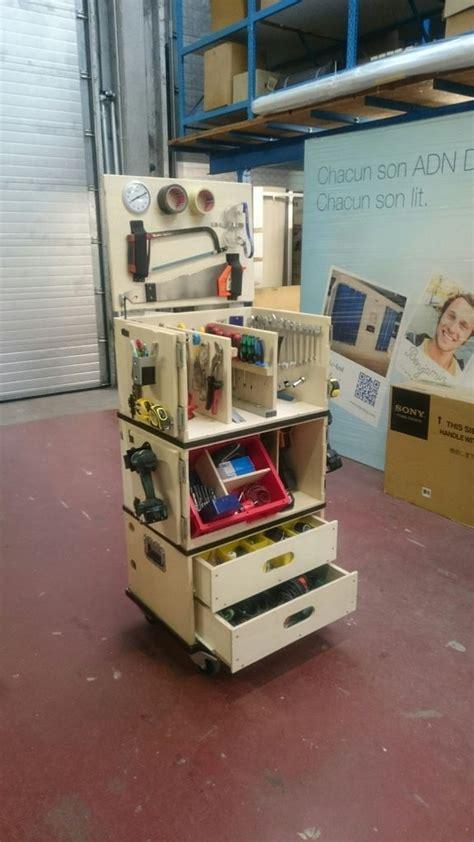 ultimate portable mobile toolbox tool box tool box diy