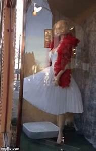 Mannequin Fan Blowing Dress Imgflip