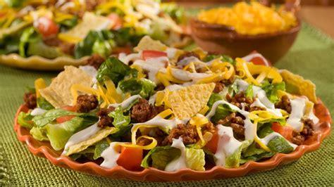 Ranch Taco Salad | Wish-Bone® DressingWish-Bone® Dressing