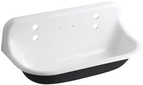 Kohler Brockway Sink Uk by Kohler K 3200 0 Brockway Wash Sink White Kohler Https