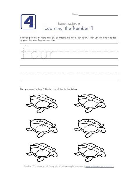 1000 images about number 4 worksheets on 165 | 5682802f6304c70a094c510d076aa9de