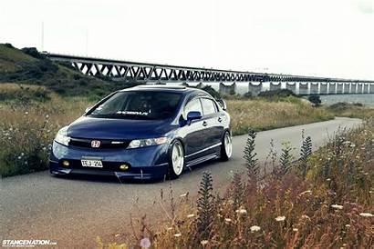 Civic Honda Si Cars Stancenation Wallpapers Addiction