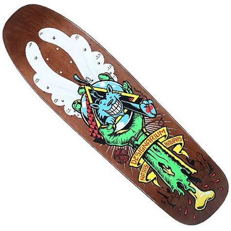 Natas Kaupas Deck Reissue by Designarium Natas Kaupas 1991 Reissue Deck In Stock At