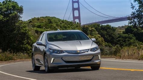 2019 Chevrolet Volt Preview, Pricing, Release Date