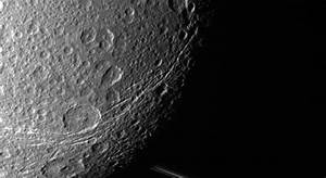News | Portraits of Moons Captured by Cassini