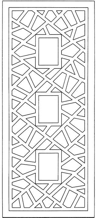 printable adult coloring pages geometric coloring pages