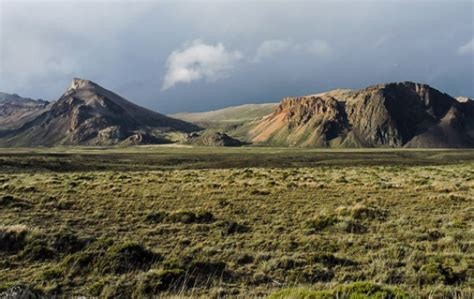Región Centro De Argentina La Estepa Patagónica Tierras Patagónicas