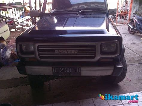 jual daihatsu taft hiline tahun 1986 mobil