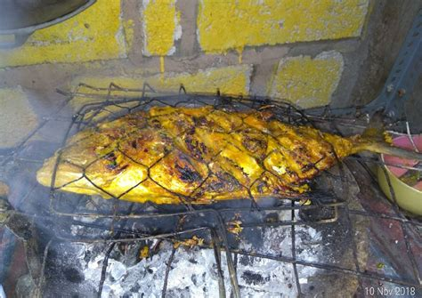 Olahan ikan misalnya bisa disajikan dengan. Resep Ikan bakar bumbu kuning oleh Sandy Dwi Prasetyanti - Cookpad