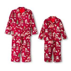 Santa Family Christmas Pajamas Target