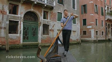 Venice Italy Romantic Gondolas Youtube