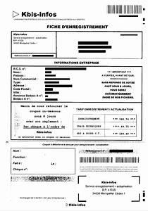 Auto Entrepreneur Kbis : comment obtenir extrait kbis ~ Medecine-chirurgie-esthetiques.com Avis de Voitures