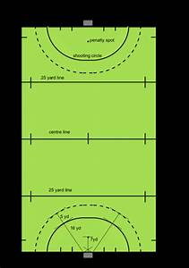 Field Hockey Diagram