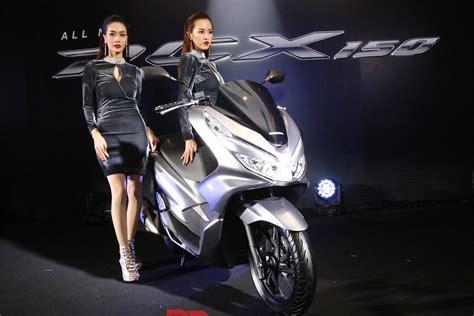Nouveau Pcx 2018 by Honda Pcx 150 My 2018 Nuova Versione In Indonesia