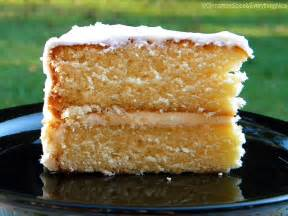 the best one bowl yellow cake recipe