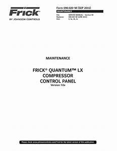 Frick Compressor Unit Rwb Ii 222 H Wiring Diagram