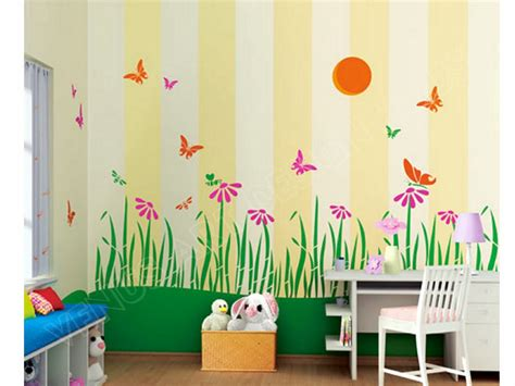 childrens bedroom wall painting ideas lovely kids design