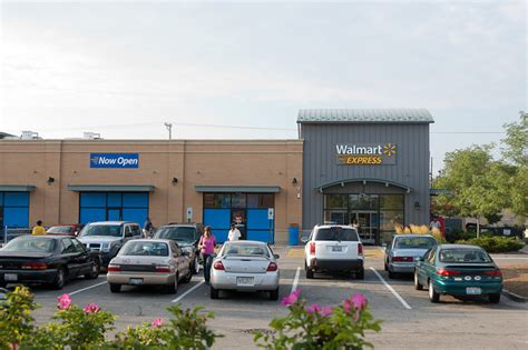 Walmart Opens Its Smallest Store Ever