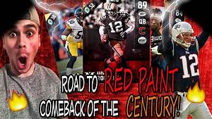 ROAD TO RED PAINT! FOURTH QUARTER COMEBACK INSANE FINAL ...