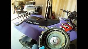 1998 Polaris Scrambler Starter Bendix