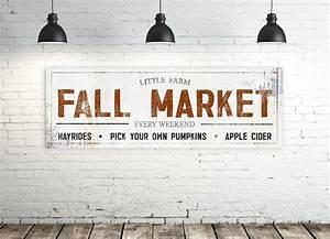 Farmhouse, Fall, Signs