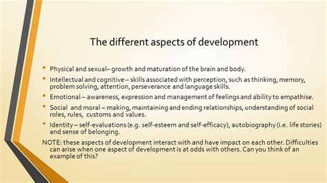 An Introduction To Child Development  Ppt Download