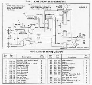 Wiring Diagrams  1455 Electrical System