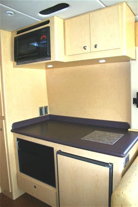 Custom RV Motor Home Tailgater