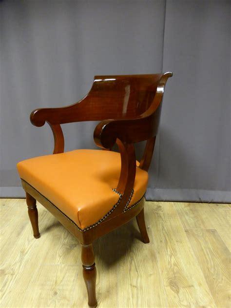 bureau placement restauration fauteuil de bureau époque restauration xixe siècle n 61047