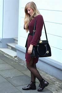 Kleid Mit Stiefeletten : herbst outfit wollkleid mit zara boots modeblog deutschland ~ Frokenaadalensverden.com Haus und Dekorationen
