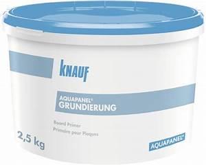 Knauf Easy Putz Grundierung : grundierung knauf aquapanel 2 5 kg jetzt kaufen bei ~ Michelbontemps.com Haus und Dekorationen