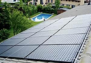 chauffage solaire piscine une solution economique et With chauffage solaire pour piscine enterree