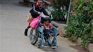 How Fit Is India For A Physically Disabled Person?
