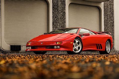 Lamborghini Diablo Se 30 Specs & Photos