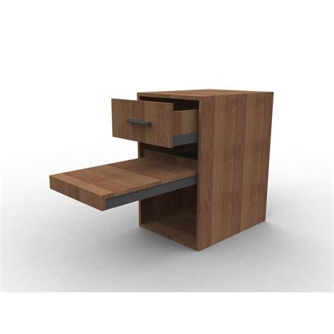meuble cuisine tiroir coulissant meuble à tiroir et tablette coulissante sur mesure collection working