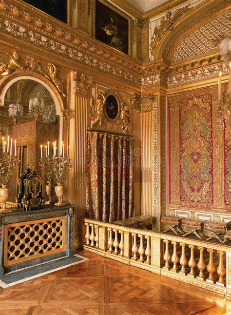 chambre de louis xiv king louis xiv bedroom at versailles palace