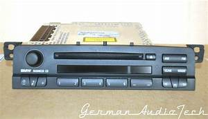 Bmw E46 Business Cd Mp3 Aux Player Radio Cd53 2002 2003