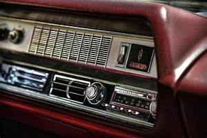 1967 Oldsmobile Cutlass 4-4-2 Dashboard Photograph by
