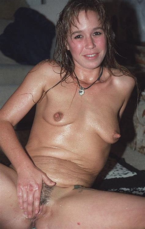 German Small Saggy Tits