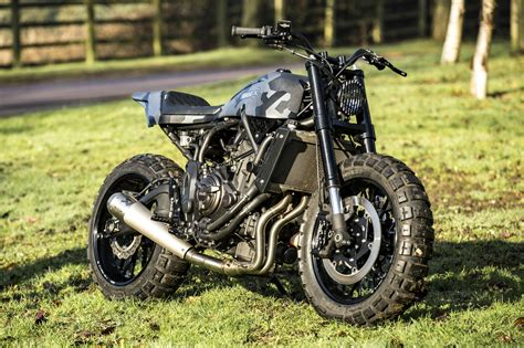 Custom Kit Turns Xsr700 Into Scrambler Or Café Racer