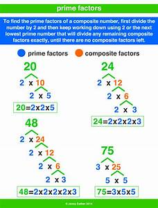 prime factor, prime factorisation ~ A Maths Dictionary for ...