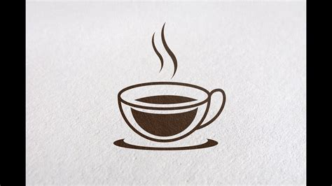 Coffee logo designs can be found free in online or even you can create them yourself. Professional Logo Design - Adobe Illustrator Tutorial - How To Make coffee Logo Design Style ...
