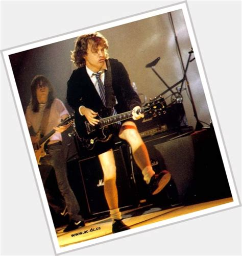 angus young official site  man crush monday mcm