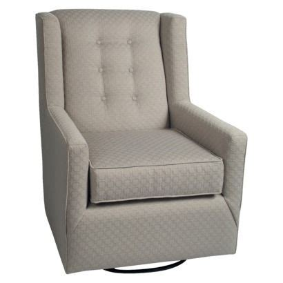 Savvy Upholstered Glider And Ottoman By Castle by Castle Custom Upholstered Charleston Swivel Glider