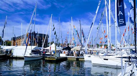 Annapolis Boat Show by 2017 Annapolis Boat Show Review Grabau International