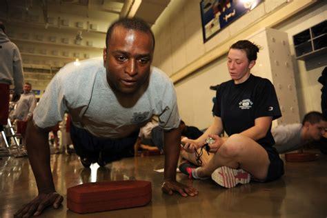 uscg physical fitness assessment pfa militarycom