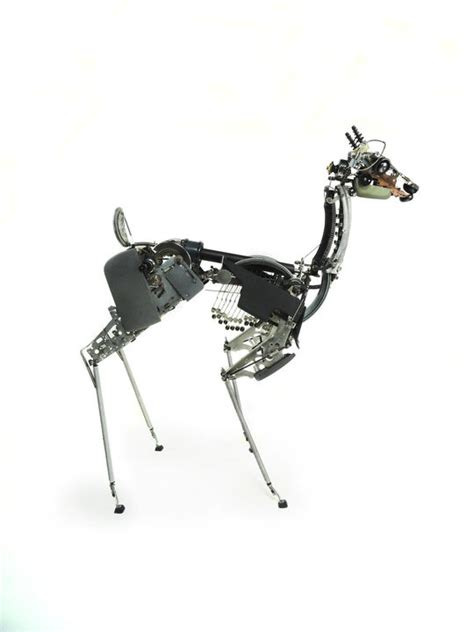 Awesome Typewriter Assemblage Sculptures awesome typewriter assemblage sculptures
