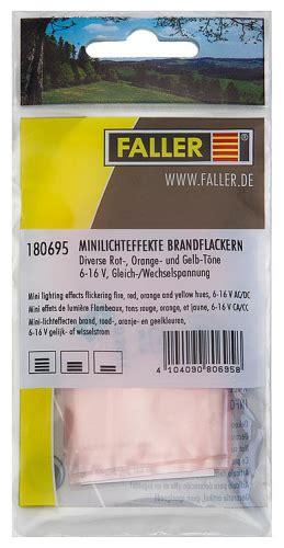 Faller HO 180695 Lichteffekte