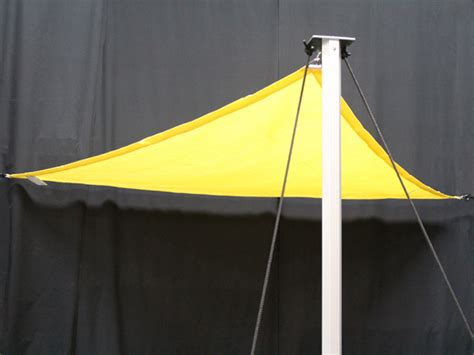 sun shade sail pole  canopy sspkal