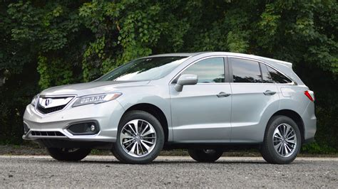 Acura Review by Review 2017 Acura Rdx Motor1